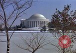 Image of Monuments Washington DC USA, 1966, second 52 stock footage video 65675043630