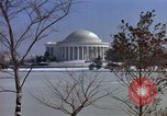 Image of Monuments Washington DC USA, 1966, second 57 stock footage video 65675043630