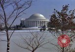 Image of Monuments Washington DC USA, 1966, second 58 stock footage video 65675043630