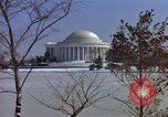 Image of Monuments Washington DC USA, 1966, second 59 stock footage video 65675043630