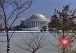 Image of Monuments Washington DC USA, 1966, second 60 stock footage video 65675043630
