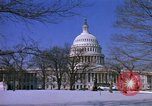 Image of Monuments Washington DC USA, 1966, second 30 stock footage video 65675043631