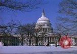 Image of Monuments Washington DC USA, 1966, second 39 stock footage video 65675043631