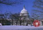 Image of Monuments Washington DC USA, 1966, second 43 stock footage video 65675043631