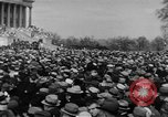 Image of Franklin D Roosevelt economic recovery efforts United States USA, 1933, second 19 stock footage video 65675044176