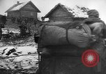 Image of German soldiers Russia, 1944, second 12 stock footage video 65675045013