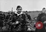 Image of German soldiers Russia, 1944, second 40 stock footage video 65675045013
