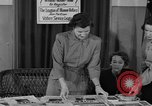 Image of League of Women Voters United States USA, 1950, second 40 stock footage video 65675045875