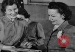 Image of League of Women Voters United States USA, 1950, second 56 stock footage video 65675045875