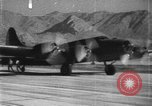 Image of Test of B-17 Weary Willy drone BQ-7 missile Wendover, Utah USA, 1944, second 18 stock footage video 65675046012