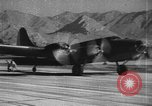 Image of Test of B-17 Weary Willy drone BQ-7 missile Wendover, Utah USA, 1944, second 19 stock footage video 65675046012