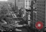 Image of the Great Beer Parade demonstration against prohibition New York City USA, 1932, second 3 stock footage video 65675046021