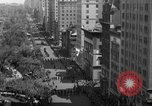 Image of the Great Beer Parade demonstration against prohibition New York City USA, 1932, second 4 stock footage video 65675046021