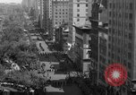 Image of the Great Beer Parade demonstration against prohibition New York City USA, 1932, second 5 stock footage video 65675046021