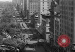 Image of the Great Beer Parade demonstration against prohibition New York City USA, 1932, second 6 stock footage video 65675046021