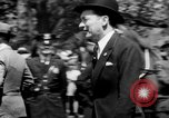 Image of the Great Beer Parade demonstration against prohibition New York City USA, 1932, second 11 stock footage video 65675046021