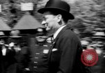 Image of the Great Beer Parade demonstration against prohibition New York City USA, 1932, second 14 stock footage video 65675046021
