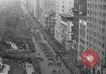 Image of the Great Beer Parade demonstration against prohibition New York City USA, 1932, second 17 stock footage video 65675046021