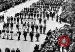 Image of the Great Beer Parade demonstration against prohibition New York City USA, 1932, second 19 stock footage video 65675046021