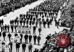 Image of the Great Beer Parade demonstration against prohibition New York City USA, 1932, second 21 stock footage video 65675046021