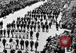 Image of the Great Beer Parade demonstration against prohibition New York City USA, 1932, second 22 stock footage video 65675046021