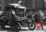 Image of the Great Beer Parade demonstration against prohibition New York City USA, 1932, second 23 stock footage video 65675046021