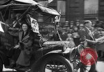 Image of the Great Beer Parade demonstration against prohibition New York City USA, 1932, second 25 stock footage video 65675046021