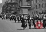 Image of the Great Beer Parade demonstration against prohibition New York City USA, 1932, second 29 stock footage video 65675046021