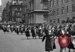 Image of the Great Beer Parade demonstration against prohibition New York City USA, 1932, second 31 stock footage video 65675046021