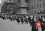 Image of the Great Beer Parade demonstration against prohibition New York City USA, 1932, second 32 stock footage video 65675046021