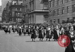 Image of the Great Beer Parade demonstration against prohibition New York City USA, 1932, second 33 stock footage video 65675046021
