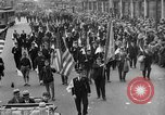 Image of the Great Beer Parade demonstration against prohibition New York City USA, 1932, second 50 stock footage video 65675046021