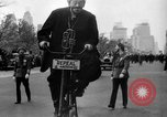 Image of the Great Beer Parade demonstration against prohibition New York City USA, 1932, second 51 stock footage video 65675046021
