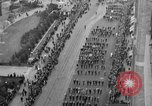 Image of the Great Beer Parade demonstration against prohibition New York City USA, 1932, second 57 stock footage video 65675046021