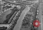 Image of the Great Beer Parade demonstration against prohibition New York City USA, 1932, second 59 stock footage video 65675046021