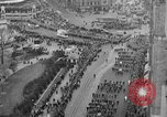Image of the Great Beer Parade demonstration against prohibition New York City USA, 1932, second 61 stock footage video 65675046021