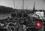 Image of US Large Landing Craft Infantry docked in Weymouth, England  Weymouth England United Kingdom, 1944, second 2 stock footage video 65675046305