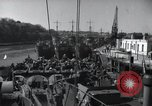 Image of US Large Landing Craft Infantry docked in Weymouth, England  Weymouth England United Kingdom, 1944, second 3 stock footage video 65675046305
