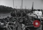 Image of US Large Landing Craft Infantry docked in Weymouth, England  Weymouth England United Kingdom, 1944, second 4 stock footage video 65675046305