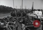 Image of US Large Landing Craft Infantry docked in Weymouth, England  Weymouth England United Kingdom, 1944, second 6 stock footage video 65675046305