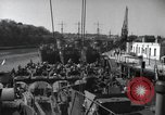 Image of US Large Landing Craft Infantry docked in Weymouth, England  Weymouth England United Kingdom, 1944, second 8 stock footage video 65675046305