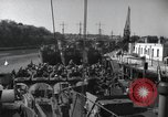 Image of US Large Landing Craft Infantry docked in Weymouth, England  Weymouth England United Kingdom, 1944, second 9 stock footage video 65675046305