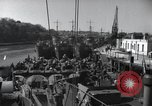 Image of US Large Landing Craft Infantry docked in Weymouth, England  Weymouth England United Kingdom, 1944, second 10 stock footage video 65675046305