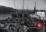 Image of US Large Landing Craft Infantry docked in Weymouth, England  Weymouth England United Kingdom, 1944, second 11 stock footage video 65675046305