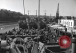 Image of US Large Landing Craft Infantry docked in Weymouth, England  Weymouth England United Kingdom, 1944, second 12 stock footage video 65675046305