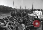 Image of US Large Landing Craft Infantry docked in Weymouth, England  Weymouth England United Kingdom, 1944, second 13 stock footage video 65675046305