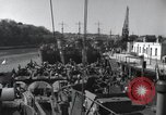 Image of US Large Landing Craft Infantry docked in Weymouth, England  Weymouth England United Kingdom, 1944, second 15 stock footage video 65675046305
