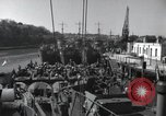 Image of US Large Landing Craft Infantry docked in Weymouth, England  Weymouth England United Kingdom, 1944, second 16 stock footage video 65675046305