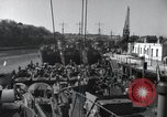 Image of US Large Landing Craft Infantry docked in Weymouth, England  Weymouth England United Kingdom, 1944, second 17 stock footage video 65675046305