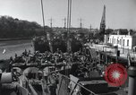 Image of US Large Landing Craft Infantry docked in Weymouth, England  Weymouth England United Kingdom, 1944, second 18 stock footage video 65675046305